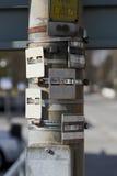 Einsteigeloch-Verzeichnisse im Frühjahr lizenzfreies stockbild