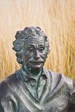 Einstein. Sculpture of the famous scientist Albert Einstein Stock Photography