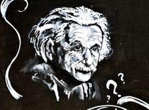 Einstein Stock Image