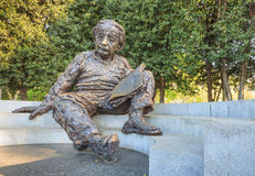 Einstein Memorial National Academy of Sciences Was royalty free stock images