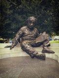 Einstein memorial in Washington DC Royalty Free Stock Images