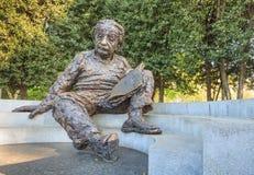 Einstein minnes- nationell akademi av vetenskaper royaltyfria bilder