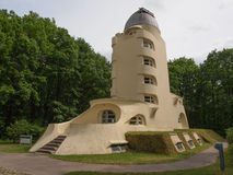 Einstein Turm in Potsdam Royalty Free Stock Photo