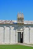 Eintrag zum Kirchhof Stockbilder