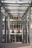 Eintrittstechniklehrkörper in Trento, Italien Stockbilder