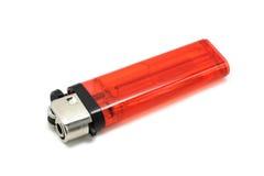 Einweggasfeuerzeug Lizenzfreie Stockfotografie
