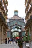 Einweihungs-Barcelona-EL getragen cm Lizenzfreies Stockfoto