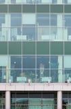 Einzelhandel und Büromitte Lizenzfreies Stockfoto