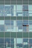 Einzelhandel und Büromitte Stockbilder