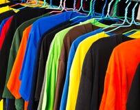 Einzelhandelsgeschäft der Kleidungs Lizenzfreie Stockfotografie