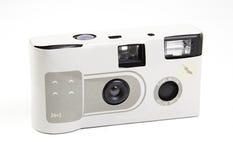 Einzelner Gebrauch der Kamera Stockfotografie