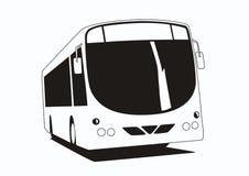 Einzelner Plattform-Bus Lizenzfreie Stockfotos