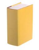 Einzelnes gelbes Buch lizenzfreies stockfoto