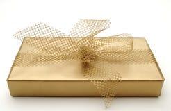 Einzelnes Geschenk Lizenzfreie Stockfotos