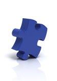 Einzelnes Puzzlespiel Stockfotografie