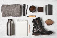 Einzelteile für Reise lizenzfreies stockfoto