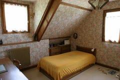 Einzelzimmer Stockfoto