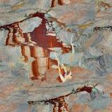 Einzigartige Beschaffenheit des Natursteins, Onyx, Marmor Nahtloser quadratischer Hintergrund stockfotografie