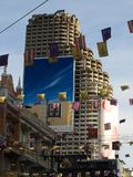 Einzigartiger Turm Sathorn Stockbilder