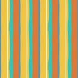 Einzigartiges abstraktes gelegentliches nahtloses Muster Lizenzfreies Stockbild