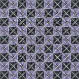 Einzigartiges, abstraktes Muster Stockfoto