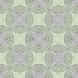 Einzigartiges Muster der nahtlosen geometrischen Kreiswiederholung vektor abbildung