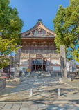 Eirei-do Hall at Toko-in Temple in Osaka Royalty Free Stock Images
