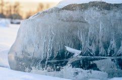 Eis. lizenzfreies stockfoto