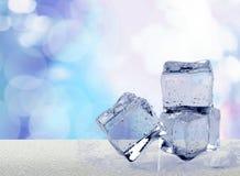 Eis Stockbilder