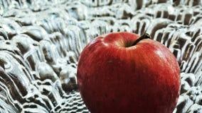 Eis Apple Lizenzfreies Stockbild