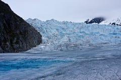 Eis-Bergsteiger Stockbilder