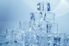 Eis cubics Lizenzfreie Stockbilder