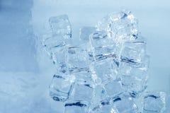 Eis cubics Lizenzfreies Stockbild