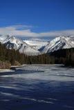 Eis-Fluss Lizenzfreie Stockfotos