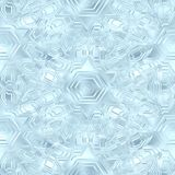 Eis-Glas 6 Lizenzfreies Stockbild