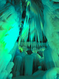Eis-Höhlen Lizenzfreie Stockfotos