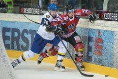 Eis-Hockey Stockbild