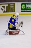 Eis-Hockey-italienische erste Liga Lizenzfreie Stockfotografie