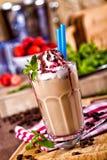 Eis-Kaffee Stockbilder