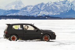 Eis-Laufen Lizenzfreies Stockbild