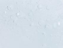 Eis mit vielen Blasen Stockfotografie