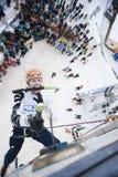 Eis-steigende Weltmeisterschaft 2011 Lizenzfreies Stockbild