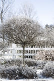 Eis-Sturm Lizenzfreies Stockfoto