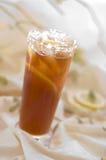 Eis-Tee stockfotografie
