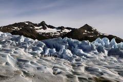 Perito Moreno Gletscher Stockbild
