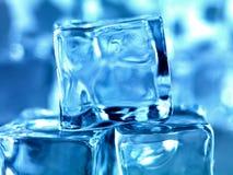 Eis-Würfel stockfoto
