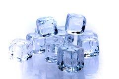 Eis-Würfel Lizenzfreies Stockfoto