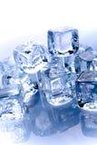 Eis-Würfel Stockfotografie