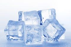 Eis-Würfel stockbilder