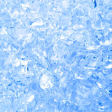 Eis-Würfel-Hintergrund Lizenzfreies Stockfoto